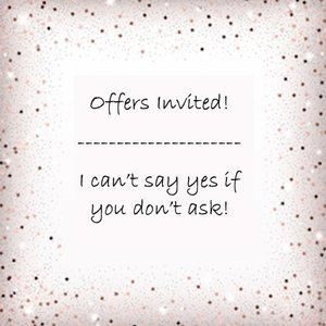 Tops - Offers Invited!